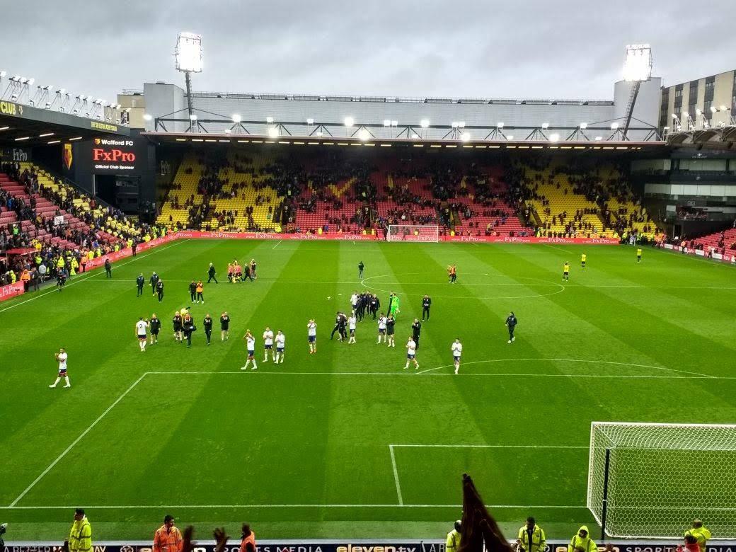 AFCボーンマス、ワトフォードFCとのアウェイゲームで4-0圧勝!試合終了後