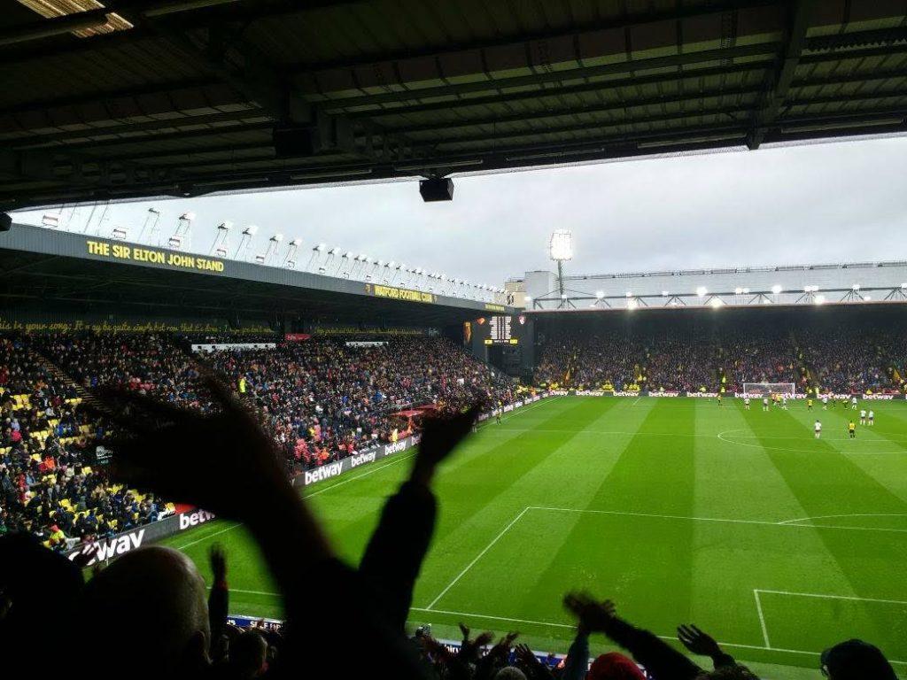 AFCボーンマス、ワトフォードFCとのアウェイゲームで4-0圧勝!